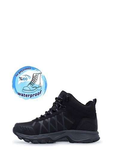 Kinetix Kalmin Hi Wp 9Pr Erkek Ayakkabı Siyah